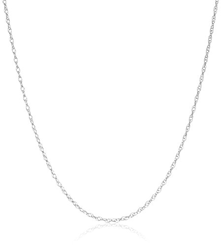 weight Double Link Chain 0.8mm Chain Necklace, 20