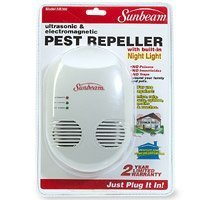 Sunbeam Ultrasonic Electromagnetic Repeller SB300 product image