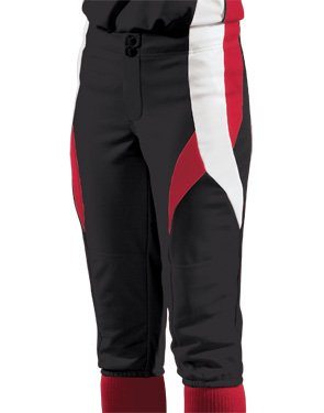 - Girl's Stinger Softball Pant (Large)