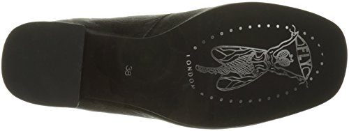 Fly London Titu939fly, Scarpe con Tacco Donna Nero (Black 000)