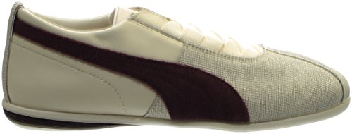 PUMA Women's Eskiva Low Remaster Birch/Winetasting Sneaker 10 B (M) U1TmQOxp