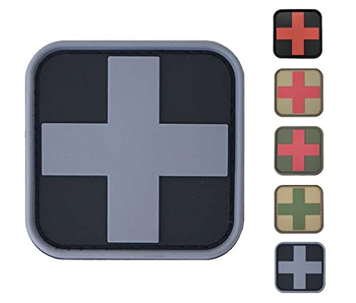 Medic Red Cross First Aid Morale Patch - Perfect