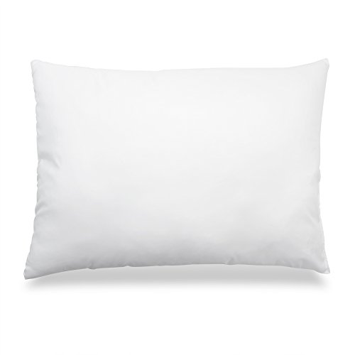 Cardinal Feather - Cardinal & Crest Hypoallergenic Down and Feather Fill Stomach Sleepers Delight Pillow - Standard Size Pillow