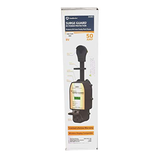 Southwire Surge Guard Portable 50-Amp 120/240-Volt Wireless Communication-Capable Surge Protector by Surge Guard (Image #1)