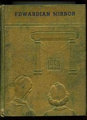 (Custom Reprint) Yearbook: 1950 Edwards County High School - Edwardian Mirror Yearbook (Albion, IL)