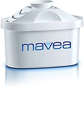 MAVEA 1001122 Maxtra Replacement Filter for MAVEA Water Filtration Pitcher (12 pack) by MAVEA