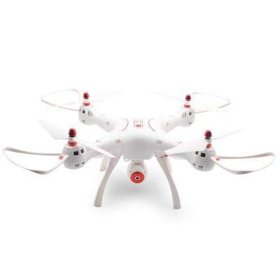 (New X8SW WiFi FPV with 720P HD Camera 2.4G 4CH 6Axis Altitude Hold RC Quadcopter RTF - Mode 2 (Left Hand Throttle))