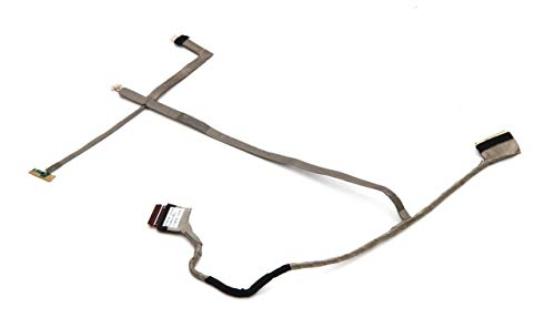 LCD Screen Display LVDS Flex Cable for Lenovo ThinkPad Edge E330 Series Lenovo ThinkPad Edge E335 Series Lenovo ThinkPad Edge L330 Series Compatible 04W4227 WISTRON-LPR-1 LCD-Cable R.A01