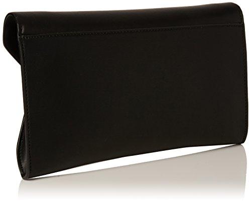 Clutch Black Handbag Women's Large Hooks Portable Hangers Guess Romance nero And Haute qR4xwCRgB