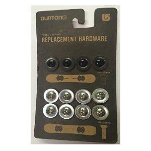 Burton M6 Hardware Replacement Set Silve - Binding Parts Shopping Results