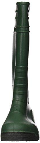 Wolfpack 15010156 - Stivali di gomma alta, di sicurezza, dimensione 42, verde