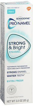 Sensodyne Pronamel Strong and Bright Extra Fresh Toothpaste, 3 Oz (Pack of 2) by Sensodyne (Image #1)