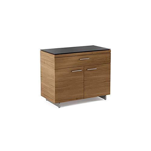 BDI 6015 WL Sequel Storage Cabinet, Natural Walnut ()