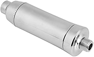 Ducha Filtro de cloro Purificador de agua bacterias placa rígida ...