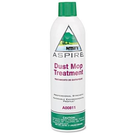 Misty Aspire Dust Mop Treatment, 16 oz. Aerosol Can