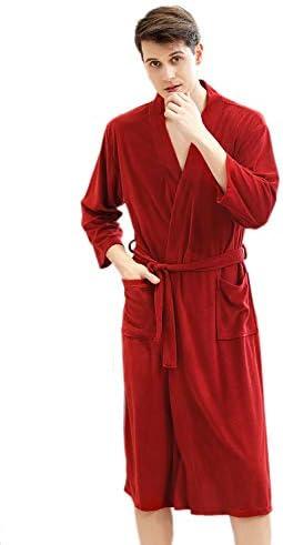 男性ローブ着物バスローブスパ夏パジャマ