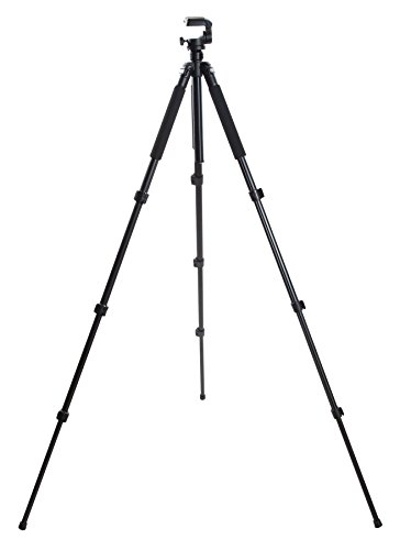 Meade Instruments Acrobat 80 Advanced Photo Tripod,  for Full-Sized Binoculars or Spotting Scopes (608051) Advanced Photo