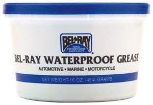 Bel-Ray Waterproof Grease - 16oz. Tub 95000-TB16