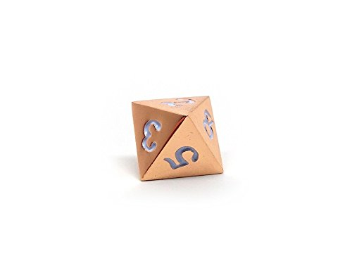 8 sided dice - 6