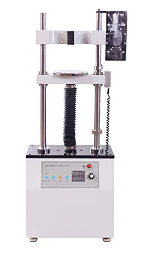 VTSYIQI AEV-30000 Electric Double column vertical test stand Motorized Force Test Stands Max load 30000N Effective stroke 220mm For HF and NK series force gauge ()