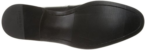 Kenneth Cole New York Mens Ha Un Mocassino Slip-on Indizio Nero