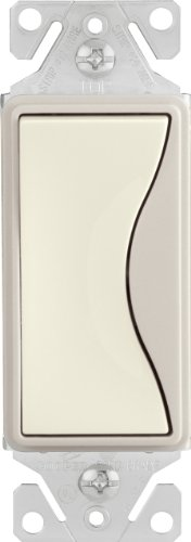 EATON Wiring RF9501DS Aspire Z-Wave Wireless Single Pole Switch, Desert Sand by Eaton
