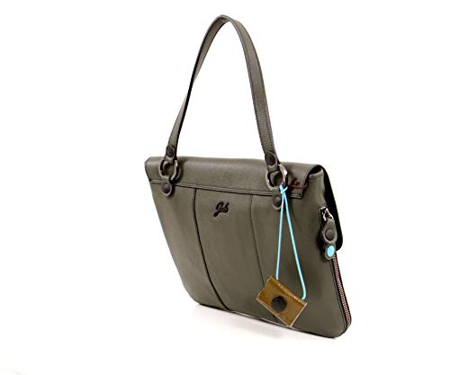 Gabs franco gabbrielli G001490T2 X0421 väska bra tillbehör Green Pz.