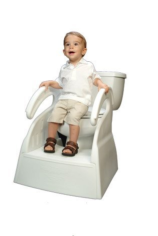Amazon.com  The Potty Stool for Toddler Toilet Training Step Stool  Baby  sc 1 st  Amazon.com & Amazon.com : The Potty Stool for Toddler Toilet Training Step ... islam-shia.org