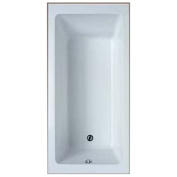 Kohler K 1834 0 Underscore 72 Inch X 36 Inch Drop In Bath