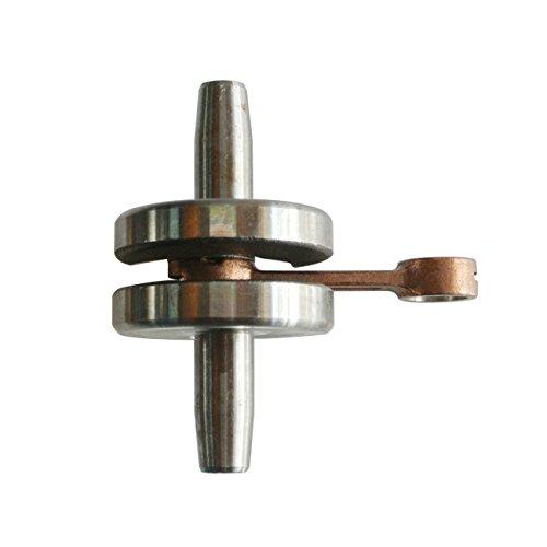 (Sthus Full Circle Crankshaft (15mm Pin) Fit 47cc motor Mini Pocket)