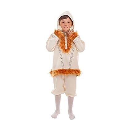 Disfraz de Esquimal NUI para niño: Amazon.es: Juguetes y juegos