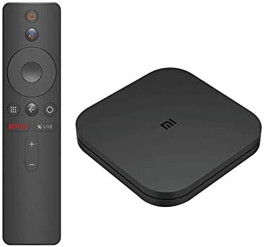 Xiaomi Mi Box S 2GB RAM + 8GB Storage Lecteur multimédia 4K Ultra HD Avec télécommande Bluetooth, HDR 4K, Audio Dolby, DTS HD, Android 8.1: Amazon.es: Electrónica