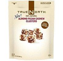 True North Almond Pecan Cashew Cluster - 24 Oz. (4 Pack)