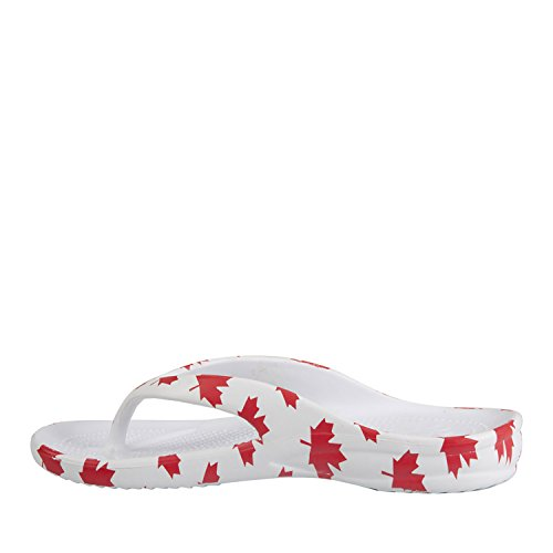 DAWGS Flop Womens Red DAWGS Womens White Loudmouth Flip Canada vS5nPqAwx