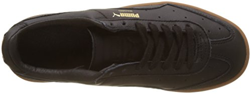 Team Noir Mixte Premium Gold Adulte Basses Madrid Black Sneakers Puma Puma puma nqRwYvZfZx