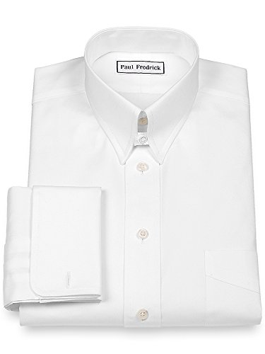 Paul fredrick buy paul fredrick products online in uae for Snap tab collar shirt