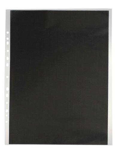 Exxo by HFP 25743 Case for Display Book A3 80 Micron Clear, 10 Pockets, ()