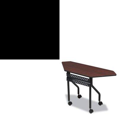 KITICE30237ICE68078 - Value Kit - Iceberg OfficeWorks Mobile Training Table (ICE68078) and Iceberg Presentation Flipchart Easel w/Dry Erase Surface (ICE30237)
