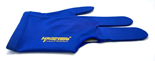 MAGICYOYO Pro Glove Three Finger Glove Protector for Playing Yoyo (Blue)