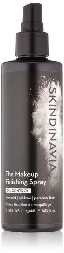 Skindinavia The Makeup Oil Control Finishing Spray, 8 Fluid Ounce by Skindinavia