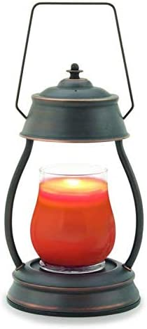 Candle Warmers Etc. Hurricane Candle Warmer Lantern
