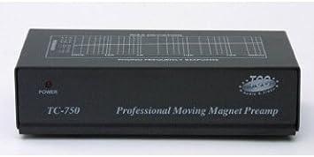 TC - Preamplificador de Sonido - Modelo TC-750: Amazon.es: Electrónica