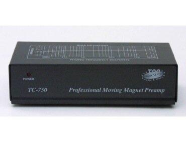 TC - Preamplificador de Sonido - Modelo TC-750 TCC