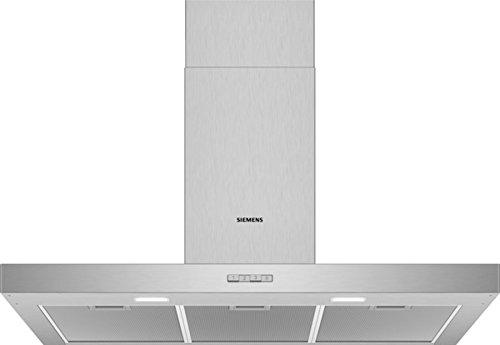 Siemens iQ100 LC94BBC50 - Campana (330 m³/h, Canalizado, E, A, D ...