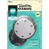 Bulk Buy: Loew-Cornell (3-Pack) TransformMason LED Lid Dual Pack 1024256