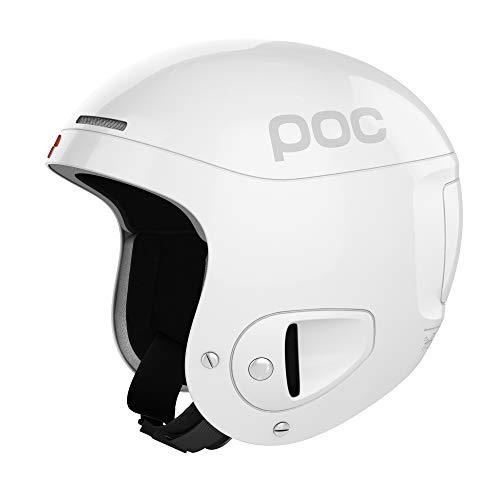 Helmet Race Small (POC Skull X, Race Helmet, White, Large)