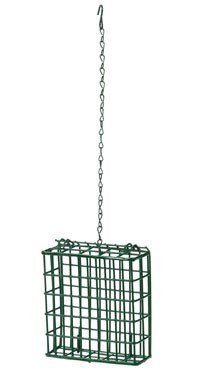 Heath Outdoor Products S-1-8 Single Hanging Suet Feeder ()