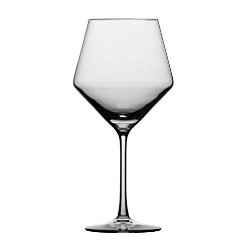 Schott Zwiesel Tritan Crystal Glass Stemware Pure Collection Burgundy image