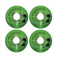 フリルコーデリアベルトBig Foot Islandersグリーンホイール65 mm