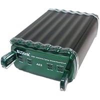 4TB RAID BUSlink CipherShield AES 256-bit Dual Keys USB 3.0 eSATA SSD Desktop Drive
